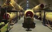Bên trong 'thành phố tên lửa' dưới lòng đất của Iran