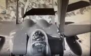 Chiến đấu cơ F-15 bị máy bay chở dầu KC-46 huých trúng khi tiếp nhiên liệu