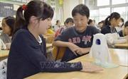 Nhật Bản đưa robot trí tuệ nhân tạo vào các lớp học tiếng Anh