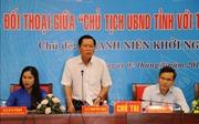 Chủ tịch UBND tỉnh Đắk Nông đối thoại với thanh niên về khởi nghiệp