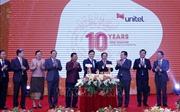 Liên doanh Viettel tại Lào - biểu tượng mẫu mực trong hợp tác kinh tế Việt - Lào