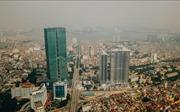 Chiêm ngưỡng toàn cảnh thành phố Hà Nội từ trên cao