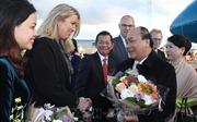 Thủ tướng Nguyễn Xuân Phúc bắt đầu chuyến thăm chính thức Đan Mạch
