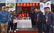 Việt Nam gây ấn tượng tốt đẹp tại Hội chợ từ thiện quốc tế ở Trung Quốc