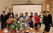 Tri ân các thầy cô giáo nhân kỷ niệm ngày Nhà giáo Việt Nam tại Đức