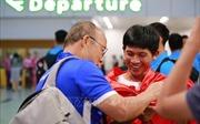 AFF Suzuki Cup 2018: Đội tuyển Việt Nam về nước