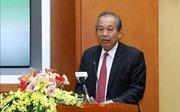 Phó Thủ tướng Trương Hòa Bình chỉ đạo giải quyết những khiếu nại 'nóng'