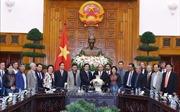 Thủ tướng Nguyễn Xuân Phúc: Tập hợp trí tuệ để quy hoạch phát triển đô thị bền vững