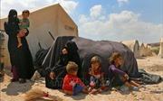 Các nước Arab kêu gọi hỗ trợ người tị nạn Syria hồi hương