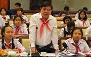 Học sinh Thành phố Hồ Chí Minh tích cực chung tay bảo vệ môi trường 