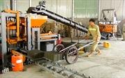 Phát triển sản xuất và sử dụng vật liệu xây không nung