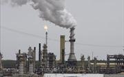 Giá dầu tăng nhẹ trong tuần qua