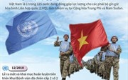 Việt Nam tham gia hoạt động gìn giữ hòa bình của Liên hợp quốc