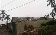 Mưa to kèm theo dông lốc ở Long An khiến 9 người phải nhập viện