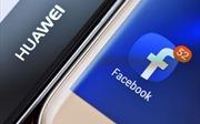 Facebook chính thức thông báo về việc 'cấm'Huawei