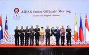 Việt Nam tham dự hội nghị các quan chức cao cấp ASEAN tại Thái Lan