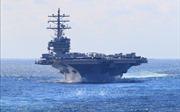 Tàu sân bay USS Ronald Reagan tham gia tập trận tại Australia