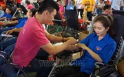 Gần 1.000 tình nguyện viên tham gia hiến máu tại Sơn La