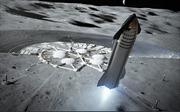 Hé lộ mẫu tàu vũ trụ Starship thế hệ mới