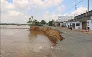 Cảnh báo 6 đoạn bờ sông nguy cơ sạt lở đặc biệt nguy hiểm tại An Giang