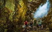 Khám phá vẻ đẹp kỳ thú của động Thiên Hương, Ninh Bình