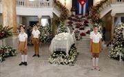 Cuba thương tiếc nghệ sĩ ballet huyền thoại Alicia Alonso