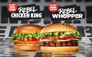 Burger King chinh phục thị trường đồ ăn chay ở châu Âu