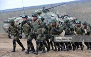 Hơn 1.000 binh lính Nga, Tajikistan tập trận chung