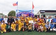 'Giải bóng đá cộng đồng 2018' nhằm khích lệ tinh thần tham gia của thanh niên