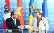 Thủ tướng Nguyễn Xuân Phúc thăm Bang Hạ Áo