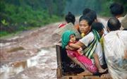 Doanh nghiệp Việt tiếp tục hỗ trợ người dân Lào bị ảnh hưởng bởi sự cố vỡ đập thủy điện