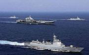Mỹ -Trung Quốc thảo luận ngăn chặn leo thang căng thẳng bất ngờ trên biển