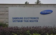 Miễn hoàn trả tiền bồi thường giải phóng mặt bằng cho Tập đoàn Samsung tại Thái Nguyên