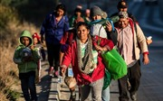 Mỹ bắt giữ hàng trăm người vượt biên giới trái phép