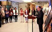 Khai mạc triển lãm ảnh về Việt Nam tại Chile