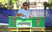 Điện mừng Thái Lan tổ chức thành công Tổng tuyển cử lần thứ 26