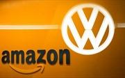 Volkswagen và Amazon sẽ phát triển hệ thống trực tuyến kết nối giữa các nhà máy