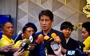 Liên đoàn Bóng đá Thái Lan bác tin đồn HLV Akira Nishino 'lật kèo'