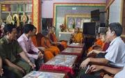 Sư Pu, người nặng lòng với những cây cầu cho vùng đồng bào dân tộc Khmer