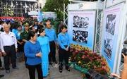 Triển lãm ảnh 'Công đoàn Việt Nam 90 năm một chặng đường lịch sử'