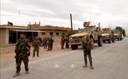 Các lực lượng Mỹ bắt đầu rút khỏi khu vực giáp biên giới Thổ Nhĩ Kỳ
