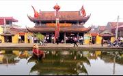 Chùa Keo Hành Thiện đón Bằng chứng nhận Di sản Văn hóa phi vật thể quốc gia