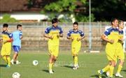 Tiền vệ Tuấn Anh 'dính' chấn thương không ảnh hưởng đến trận đấu với Indonesia