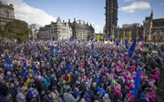 Vấn đề Brexit: Hàng chục nghìn người tuần hành ở London đòi tổ chức cuộc trưng cầu dân ý mới