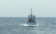 Cấp cứu kịp thời hai ngư dân bị tai nạn trên biển
