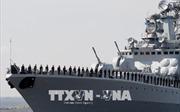 Hạm đội phương Bắc tập trận ở Địa Trung Hải