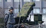Bộ Quốc phòng Nhật Bản đề xuất ngân sách kỷ lục để triển khai hệ thống phòng thủ tên lửa mặt đất