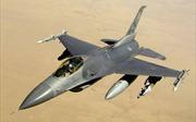 Chiến đấu cơ F-16 của Hà Lan chấm dứt oanh kích IS tại Iraq và Syria