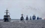 13 nước bắt đầu tập trận hải quân quốc tế tại Hàn Quốc