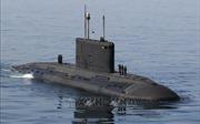 Iran hạ thủy tàu ngầm nội địa tối tân